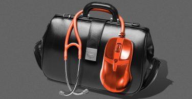 Las visitas virtuales al médico y las herramientas digitales de salud despegan en una pandemia
