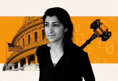 El ascenso de Lina Khan, icono del antimonopolio tecnológico