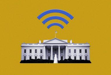 La agenda de banda ancha de Biden apunta a Big Telecom