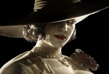 "La actriz de Resident Evil Village habla sobre la ""icónica"" Lady Dimitrescu"