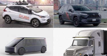 Diseño de automóvil autónomo: menos Frankensteins, más iPhones