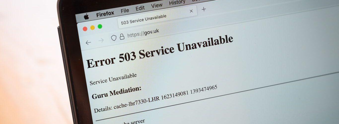 Rápidamente dice que la interrupción global de Internet se debió a un error de software.