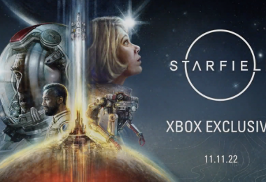 """""""Starfield"""" es el exitoso juego de Xbox de Microsoft para 2022"""