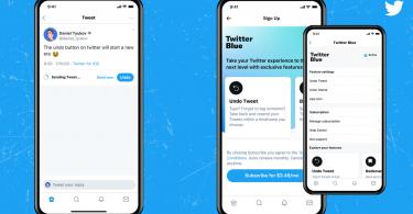 """Twitter presenta una oferta de suscripción denominada """"Twitter Blue"""""""