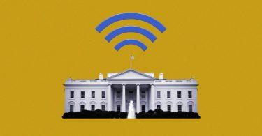 Biden apunta a Big Tech, banda ancha con un orden de competencia abrumador
