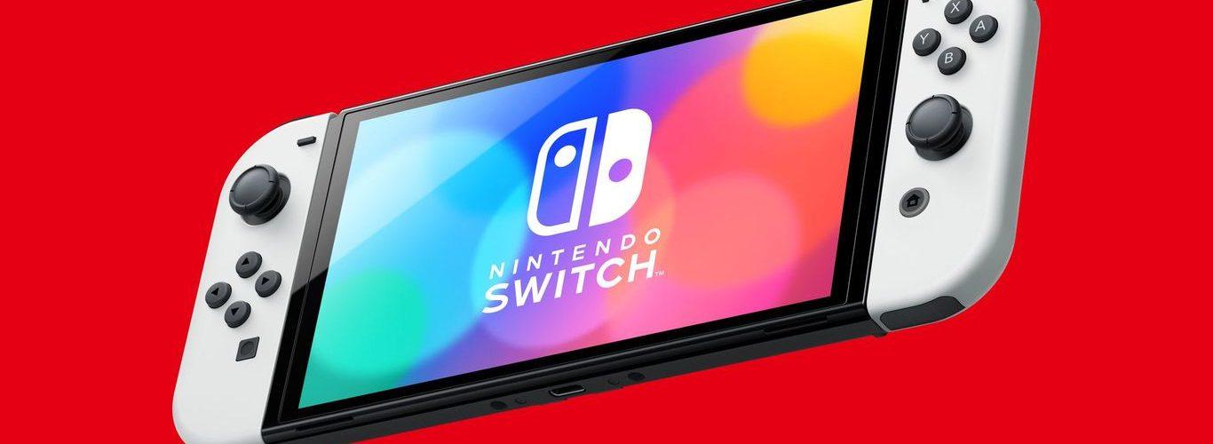 Nintendo intenta tuitear criticando el interruptor OLED