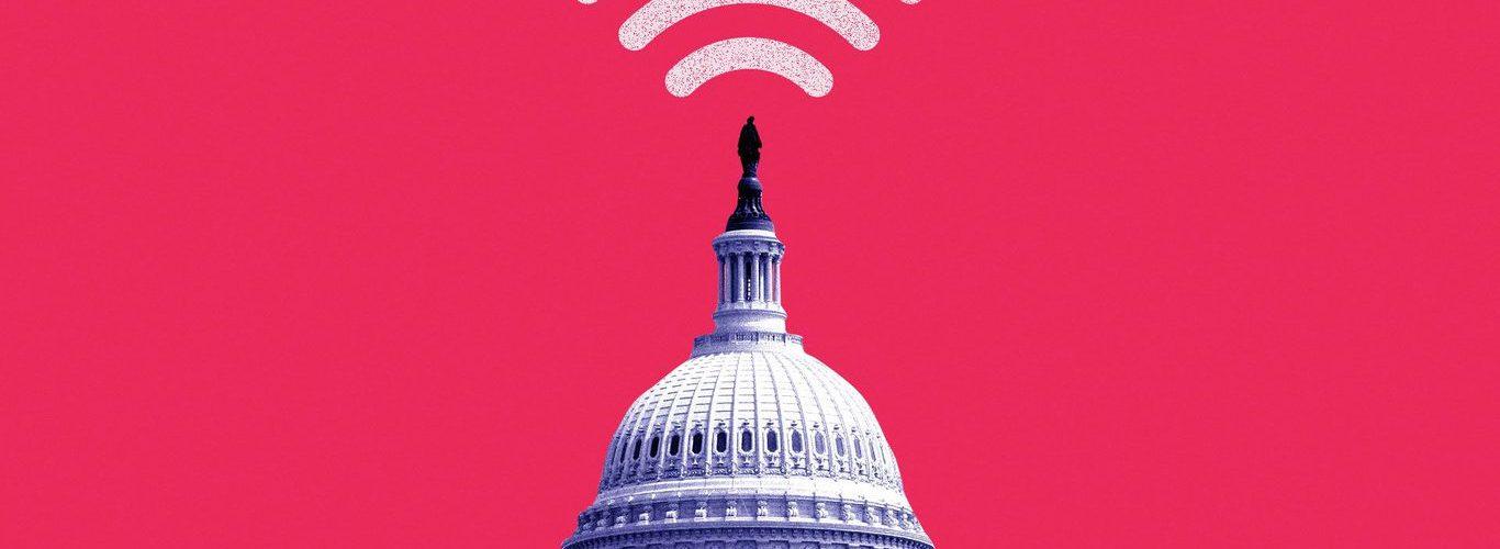 FCC divide las ondas de radio de seguridad automática para WiFi