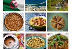 Top 25 Most Popular Foods in Algeria