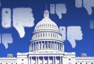 Nadie en Washington está contento con Facebook
